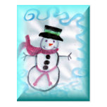 Mr. Snowman! Post Cards