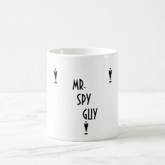 Mr. Spy Guy Magic Mug
