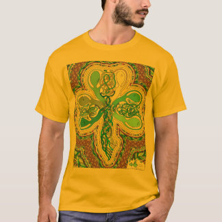 Mr. Squiggly St. Pat's T-Shirt