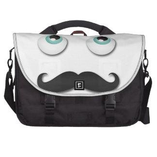 Mr. stache bag for laptop