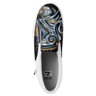 Mr. Star Blaze Slip-On Sneakers