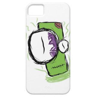 Mr.Steenky - caso clásico del iphone iPhone 5 Carcasa