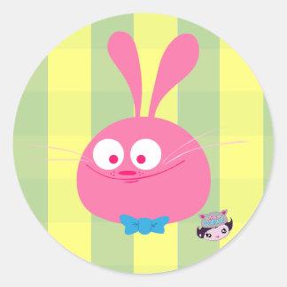 Mr. Steve (the bunny) Sticker
