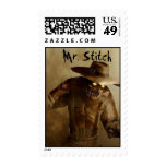 Mr. Stitch Postage