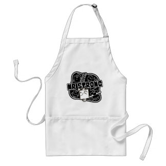 Mr Strong Block Apron