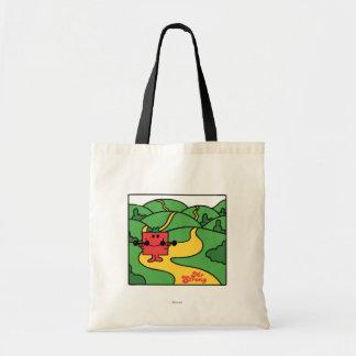 Mr. Strong   Woodland Workout Budget Tote Bag