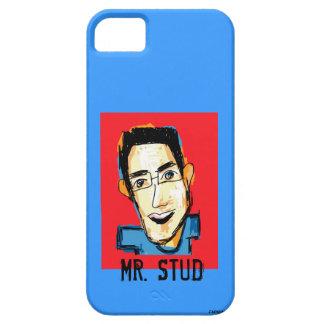 Mr Stud Sketch iPhone 5 Case-Mate Case