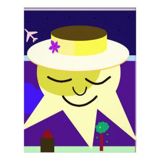 Mr. Sun Letterhead