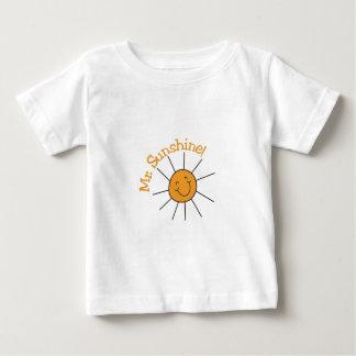 Mr. Sunshine Baby T-Shirt