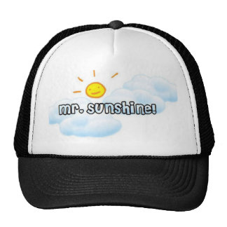 mr sunshine official hat