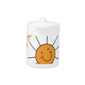 Mr. Sunshine Teapot