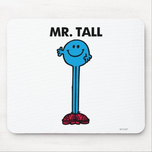 Mr Tall Classic Mousepads