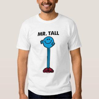 Mr. Tall | Standing Tall Tee Shirt