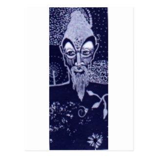 Mr. Tao Postcard