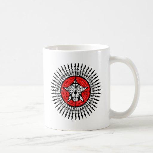 Mr Target Practice Coffee Mugs
