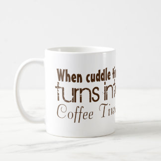 Mr. Teddy. Coffee Mug