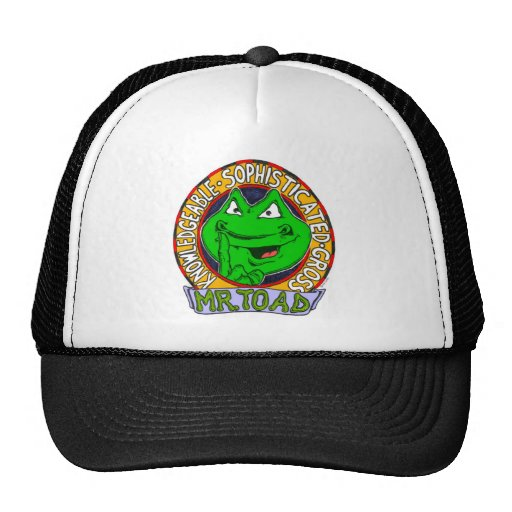 Mr. The Toad Hat