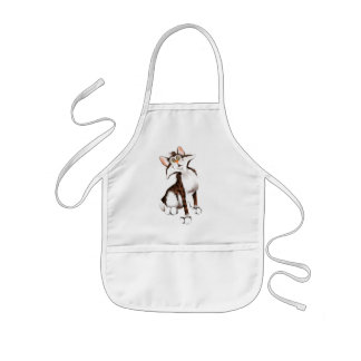 Mr Thomas Trans Kids' Apron