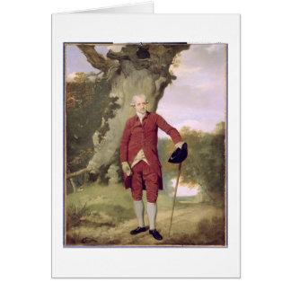 Mr Thrale, c.1770-80 (oil on canvas) Card
