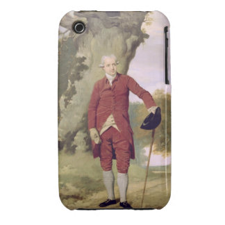 Mr Thrale, c.1770-80 (oil on canvas) Case-Mate iPhone 3 Cases