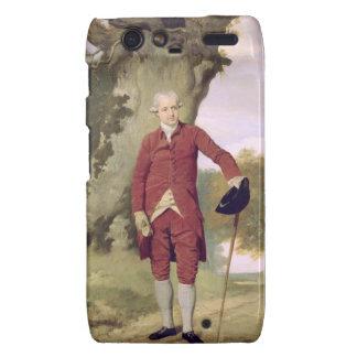 Mr Thrale, c.1770-80 (oil on canvas) Droid RAZR Case