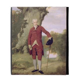 Mr Thrale, c.1770-80 (oil on canvas) iPad Folio Covers