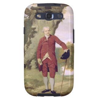Mr Thrale, c.1770-80 (oil on canvas) Samsung Galaxy S3 Case