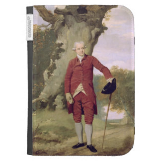 Mr Thrale, c.1770-80 (oil on canvas) Kindle Covers