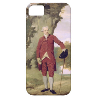 Mr Thrale, c.1770-80 (oil on canvas) iPhone 5 Covers