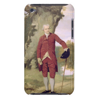 Mr Thrale, c.1770-80 (oil on canvas) Barely There iPod Covers