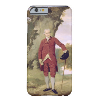 Mr Thrale, c.1770-80 (oil on canvas) Barely There iPhone 6 Case