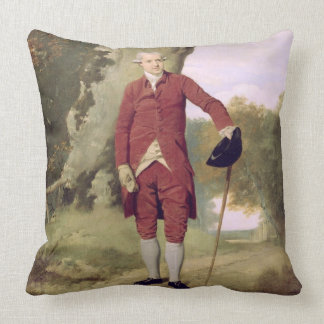 Mr Thrale, c.1770-80 (oil on canvas) Pillows