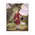 Mr Thrale, c.1770-80 (oil on canvas) Postcard