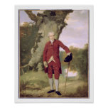 Mr Thrale, c.1770-80 (oil on canvas) Poster