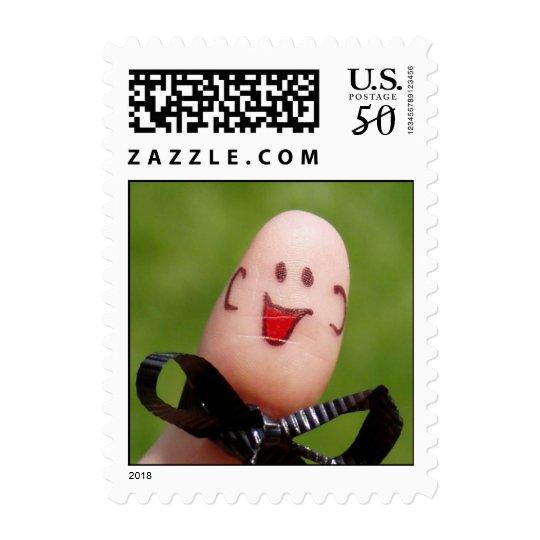 Mr. Thumb Postage