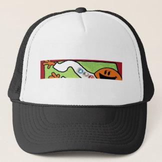 Mr Tickle BJJ Trucker Hat