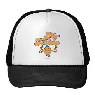 Mr. Tickle | Jiggling Arms Trucker Hat