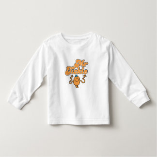 Mr. Tickle   Jiggling Arms Toddler T-shirt