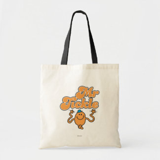 Mr Tickle Logo 2 Tote Bags