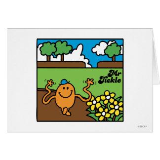 Mr. Tickle | Outdoor Fun Card