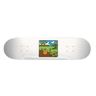 Mr. Tickle | Outdoor Fun Skateboard Deck