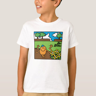 Mr. Tickle   Outdoor Fun T-Shirt