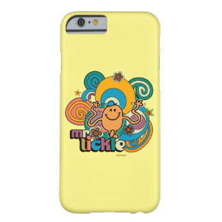 Mr. Tickle | Psychedelic Swirls, Stars, & Flowers Barely There iPhone 6 Case