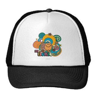 Mr. Tickle | Psychedelic Swirls, Stars, & Flowers Trucker Hat