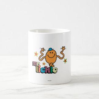 Mr. Tickle | Sparkling Stars Classic White Coffee Mug
