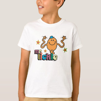 Mr. Tickle   Sparkling Stars T-Shirt