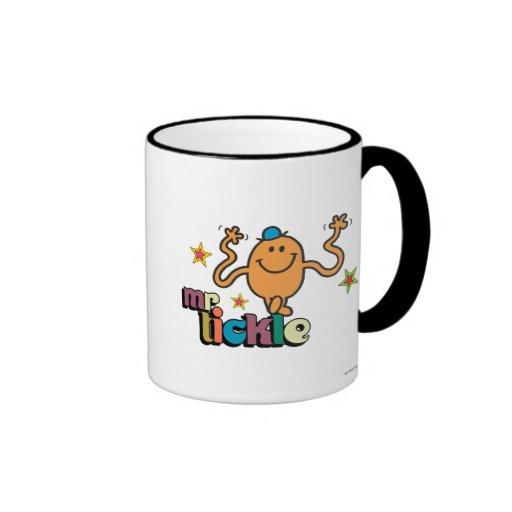 Mr Tickle Stars Coffee Mugs