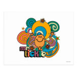 Mr Tickle Swirl Color Post Cards