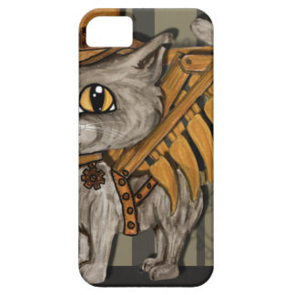 Mr. Tipps Steampunk Cat Fairy Case For iPhone 5/5S