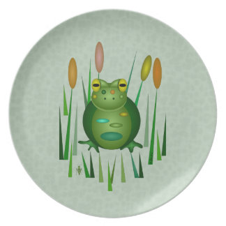 Mr. Toad Plate